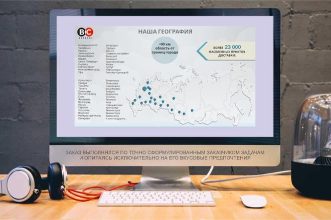 Сделаю презентацию в MS PowerPoint 10 - kwork.ru