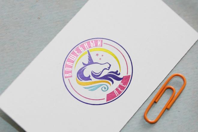 Нарисую логотип в стиле handmade 80 - kwork.ru