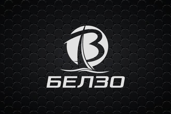 Сделаю логотип по вашему эскизу 93 - kwork.ru