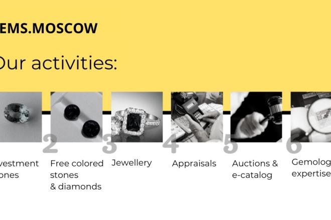 Стильный дизайн презентации 46 - kwork.ru