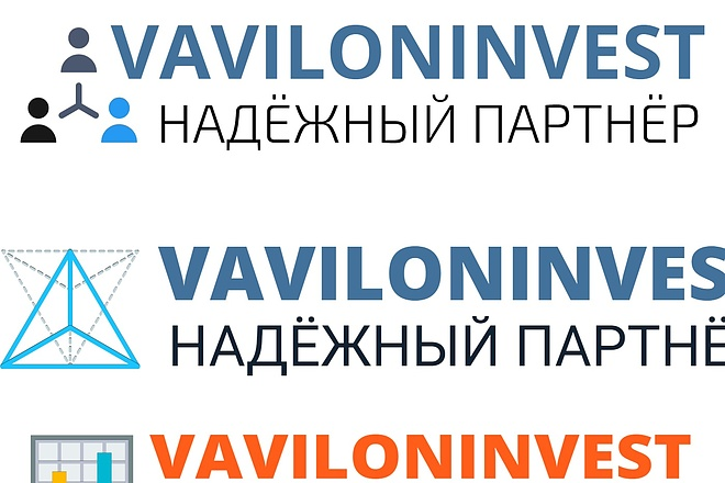 Создание логотипа для сайта 6 - kwork.ru