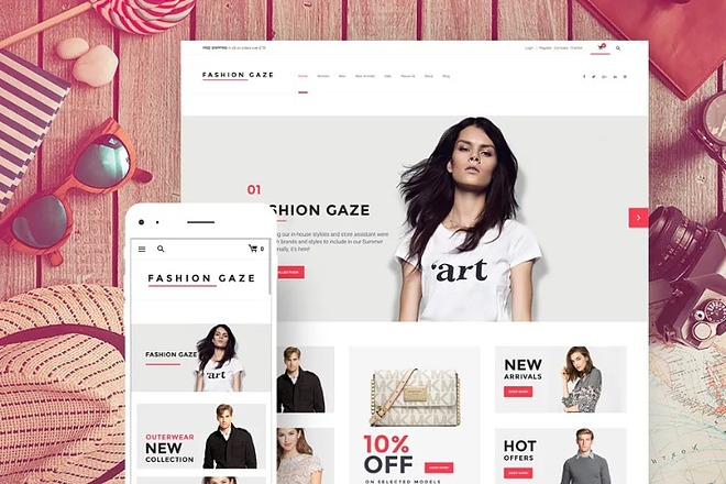 50 премиум тем WP для интернет-магазина на WooCommerce 19 - kwork.ru