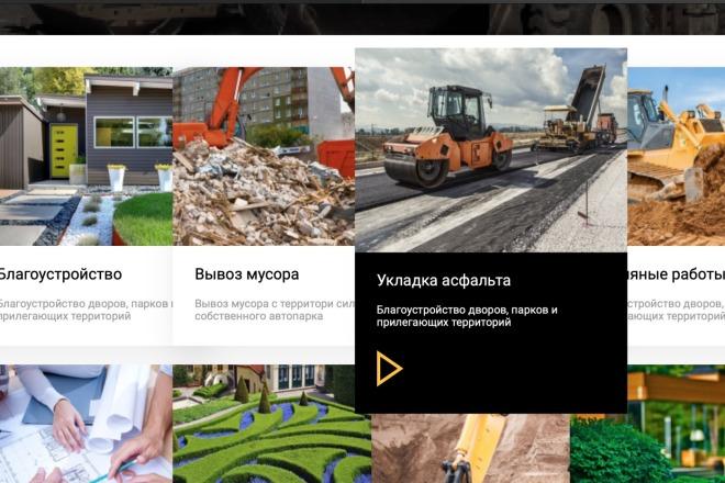 Вёрстка сайтов по доступной цене 94 - kwork.ru