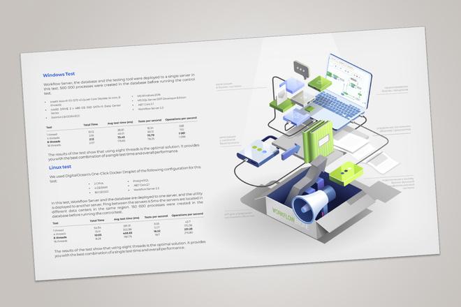 Разработаю уникальную инфографику. Современно, качественно и быстро 38 - kwork.ru