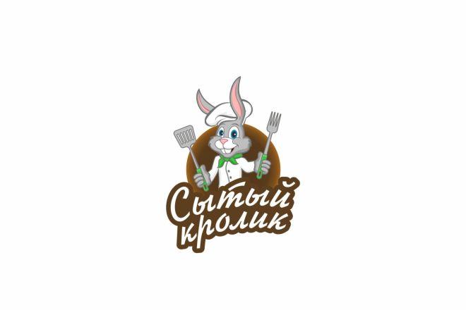 Креативный логотип со смыслом. Работа до полного согласования 7 - kwork.ru