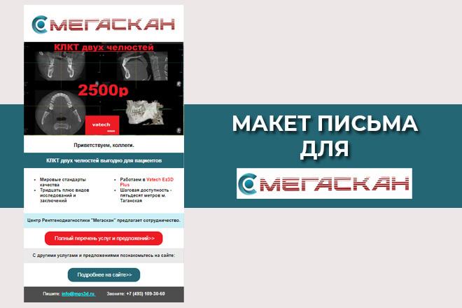 Создам красивое HTML- email письмо для рассылки 8 - kwork.ru