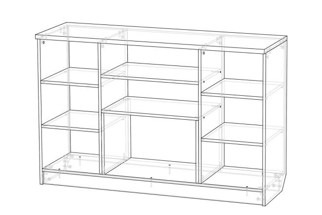 Конструкторская документация для изготовления мебели 137 - kwork.ru
