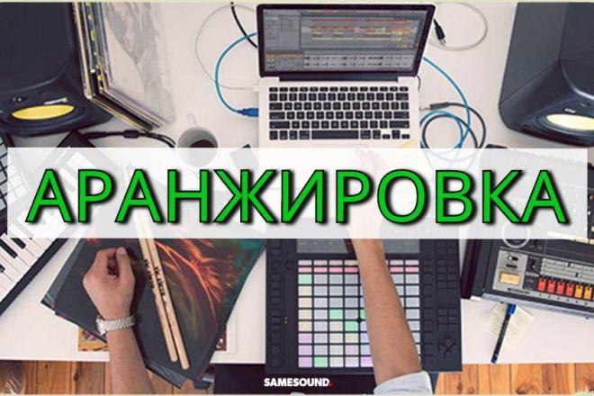Аранжировка Реп минуса Бит 1 - kwork.ru