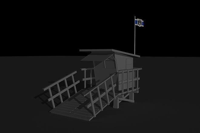 Создам трехмерную модель в формате OBJ 26 - kwork.ru