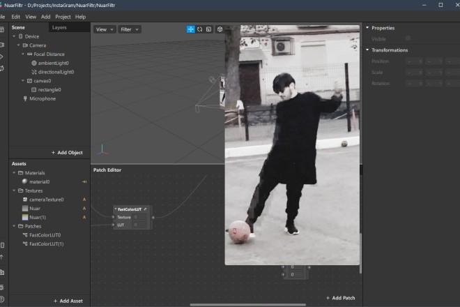 Маски для Инстаграм Эксклюзивные 3Д эффекты Instagram 3D FaceBook VK 6 - kwork.ru