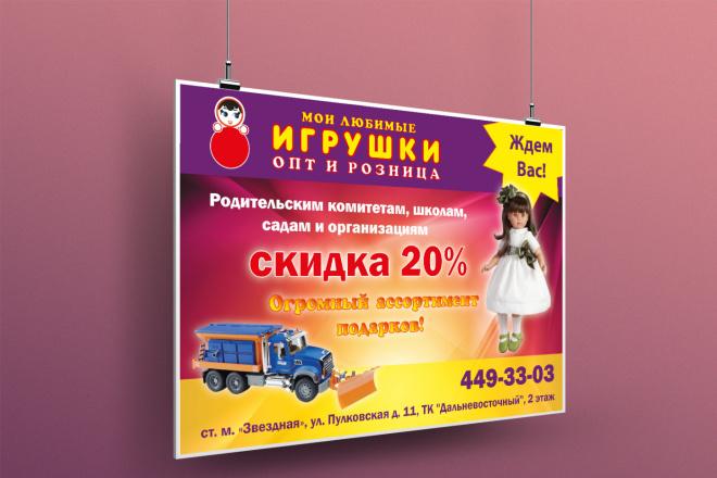 Разработаю макет баннера 9 - kwork.ru