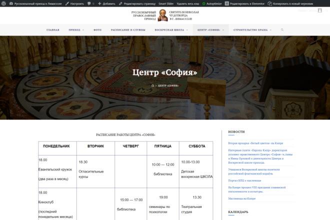 Создание отличного сайта на WordPress 29 - kwork.ru