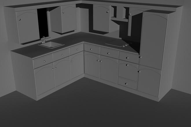 Создам трехмерную модель в формате OBJ 23 - kwork.ru