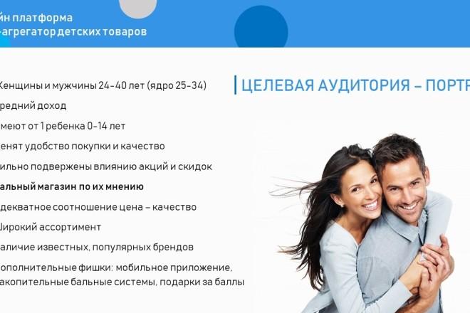 Красиво, стильно и оригинально оформлю презентацию 58 - kwork.ru