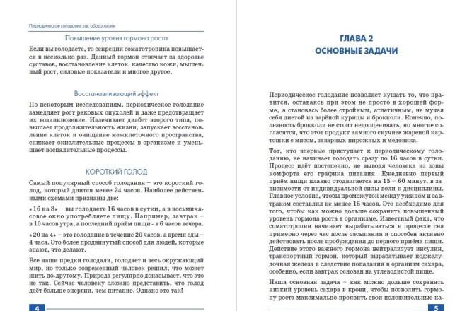 Верстка электронных книг в форматах pdf, epub, mobi, azw3, fb2 19 - kwork.ru