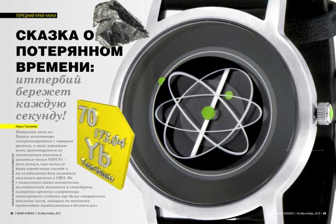 Верстка журнала, книги, каталога, меню 12 - kwork.ru