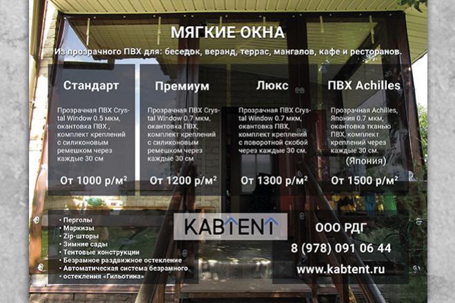 Баннер статичный 16 - kwork.ru