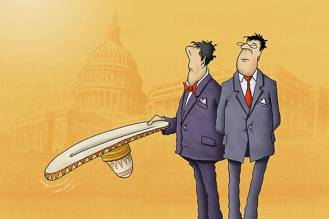Нарисую карикатуру или ироническую иллюстрацию к тексту 5 - kwork.ru