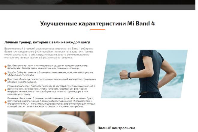 Копирование Landing Page 9 - kwork.ru