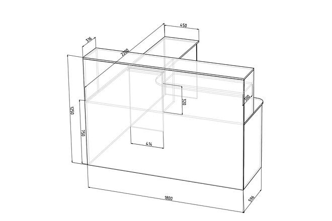 Конструкторская документация для изготовления мебели 119 - kwork.ru