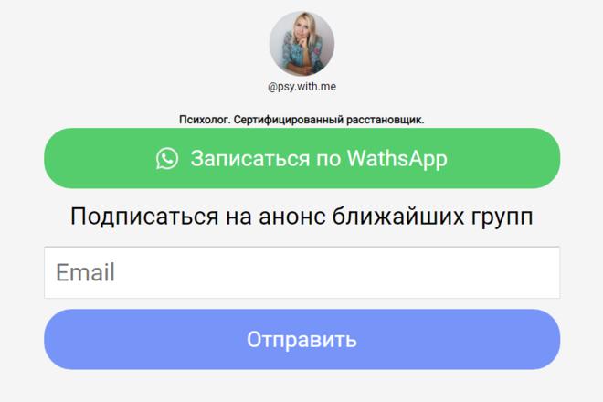 Делаю копии landing page 62 - kwork.ru