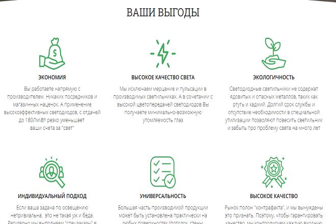 Делаю копии landing page 60 - kwork.ru