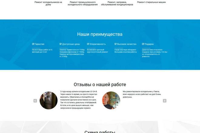 Создам простой сайт на Joomla 3 или Wordpress под ключ 4 - kwork.ru