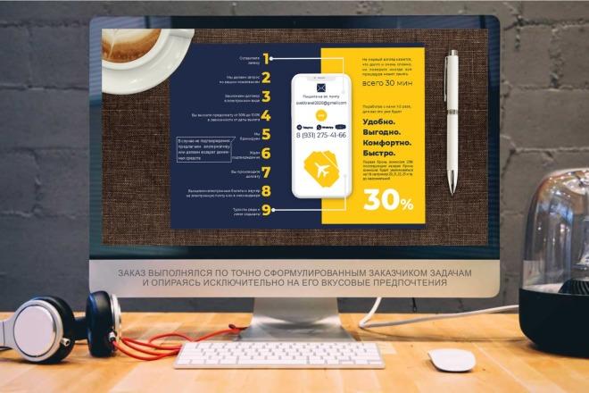 Дизайн Бизнес Презентаций 14 - kwork.ru