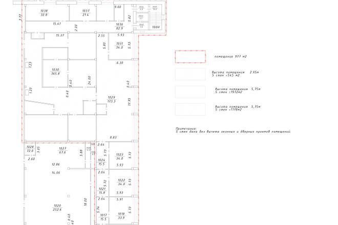 Оцифровка чертежей, планов в DWG, любые чертежи планы,детали 6 - kwork.ru