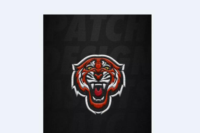Оцифрую вышивкой ваш логотип профессионально 5 - kwork.ru