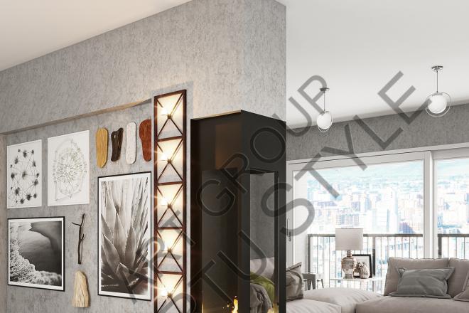 Сделаю 3D визуализацию интерьера 5 - kwork.ru
