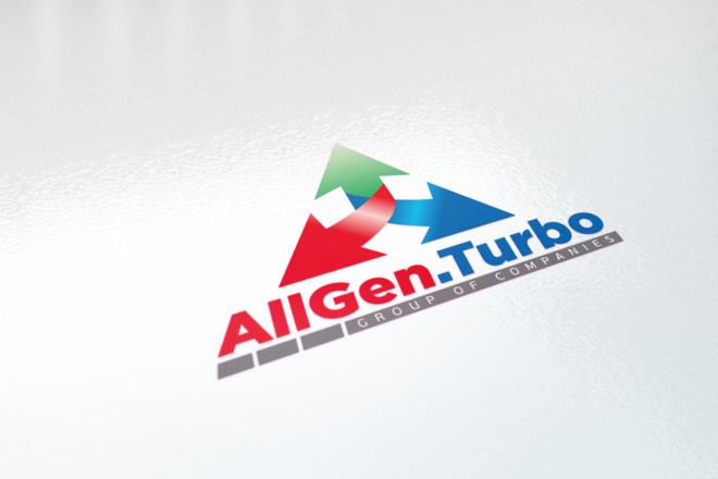 Логотип в 3 вариантах, визуализация в подарок 49 - kwork.ru