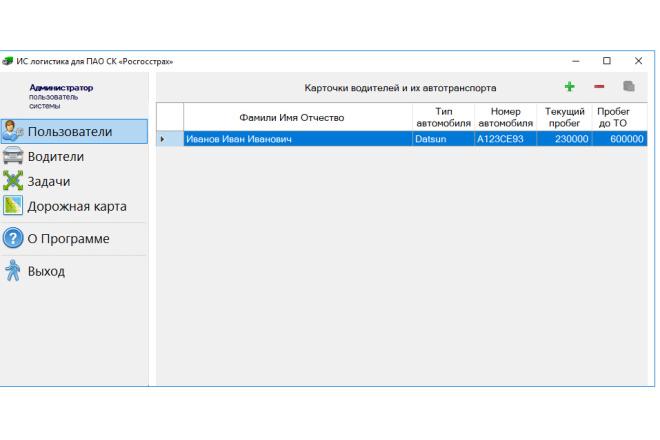 Разработка программы для Windows на языке C# с графическим интерфейсом 2 - kwork.ru