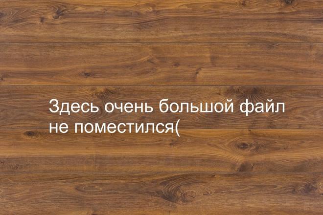 Дизайн флаера, листовки 38 - kwork.ru