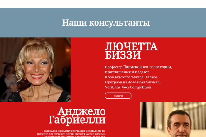 Создание сайта на Wix 2 - kwork.ru