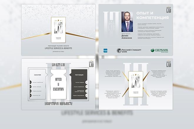 Оформление презентации товара, работы, услуги 98 - kwork.ru