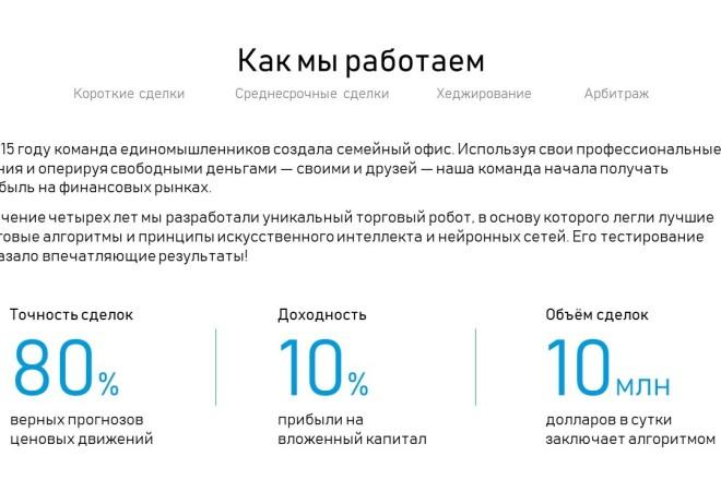 Красиво, стильно и оригинально оформлю презентацию 60 - kwork.ru