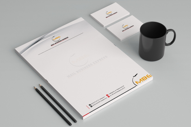 Создам фирменный стиль бланка 17 - kwork.ru