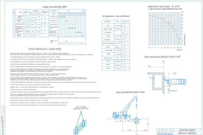 Выполнение планов, фасадов, деталей, схем 17 - kwork.ru
