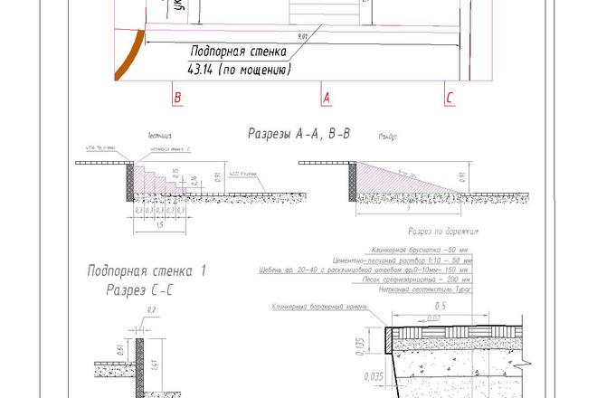 Ландшафтный дизайн и проектирование 7 - kwork.ru