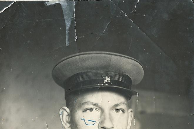 Реставрация старых фотографий 12 - kwork.ru