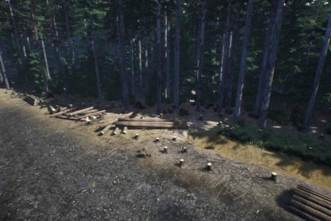 Создам сцену в Unreal Engine 4 4 - kwork.ru