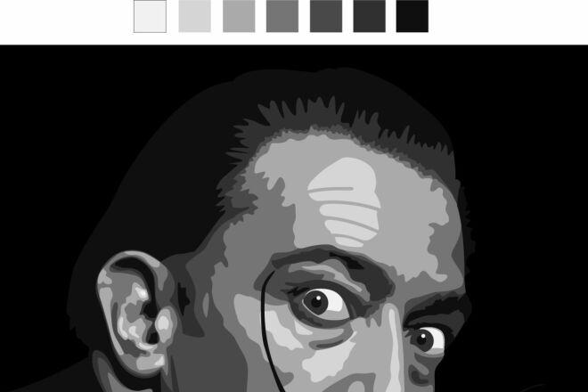 Работа в Corel Draw. Правка, корректировка, отрисовка 1 - kwork.ru