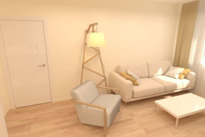Планировка квартиры или жилого дома, перепланировка и визуализация 4 - kwork.ru