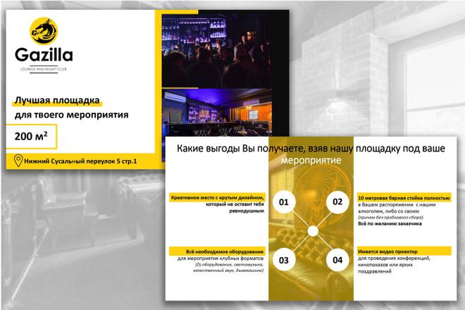 Сделаю презентацию в MS PowerPoint 24 - kwork.ru