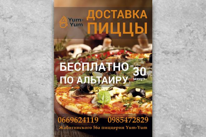 Визитка 28 - kwork.ru