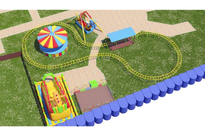 3D визуализация разной сложности 24 - kwork.ru
