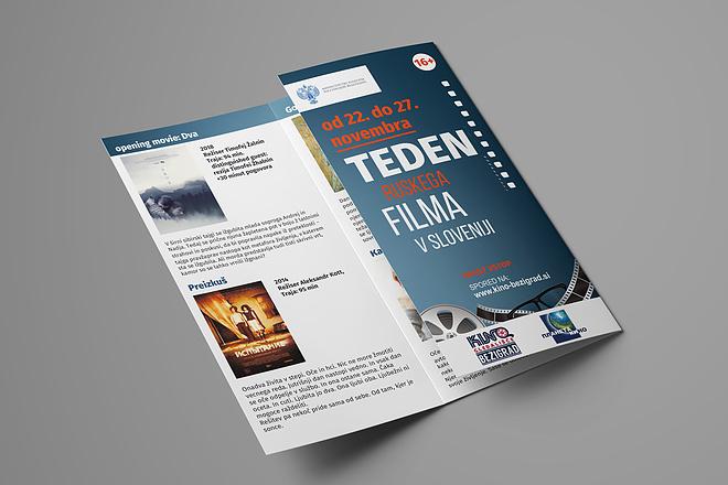Дизайн брошюры, буклета 46 - kwork.ru