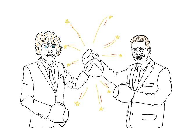 Быстро нарисую веселые иллюстрации 7 - kwork.ru