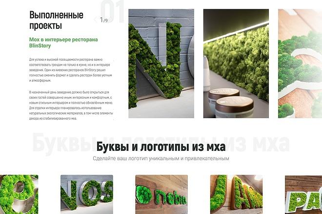 Вёрстка сайтов по доступной цене 103 - kwork.ru